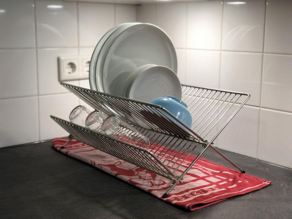 afwassen