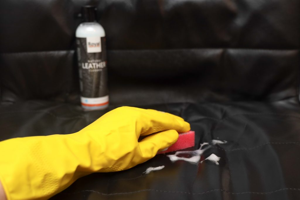 royal leather cleaner