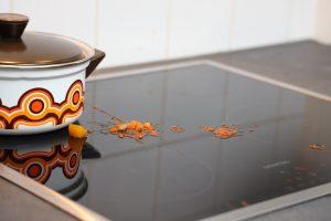 kookplaat schoonmaken