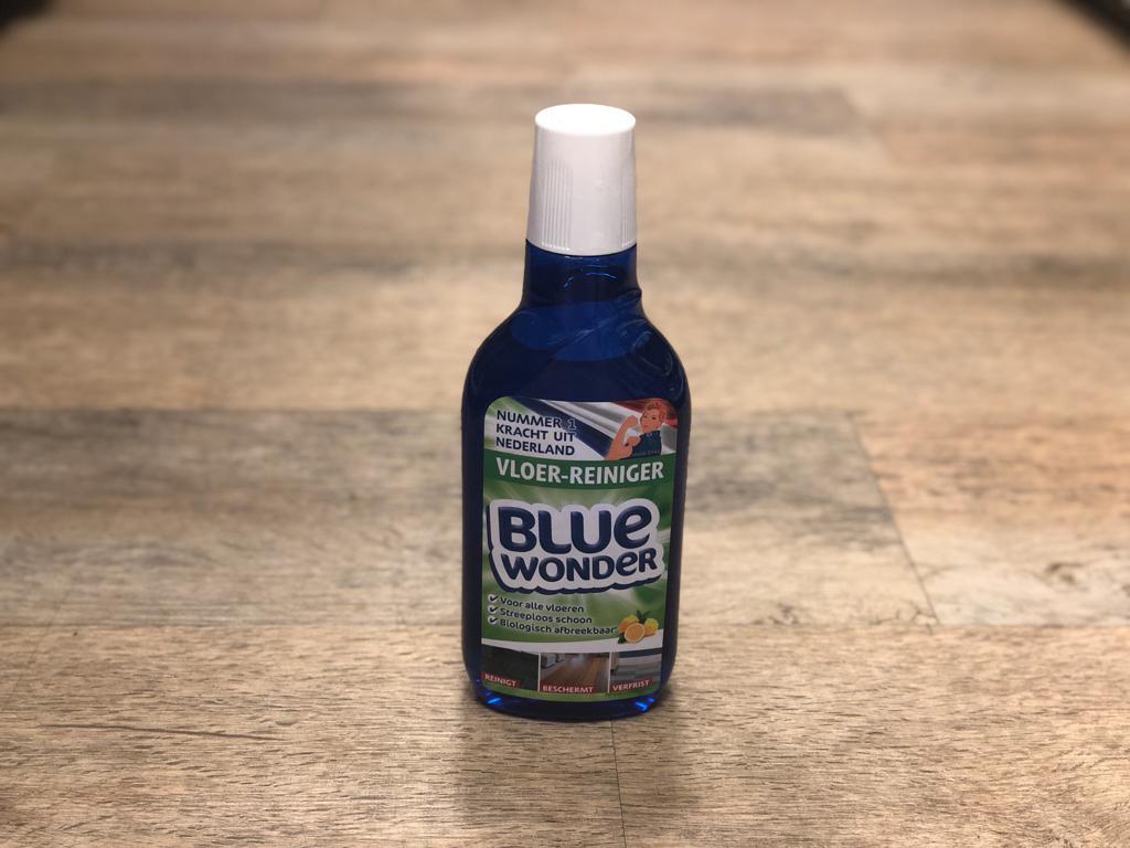 Blue Wonder vloerreiniger