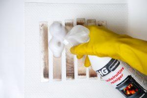 kachelruit schoonmaken met HG