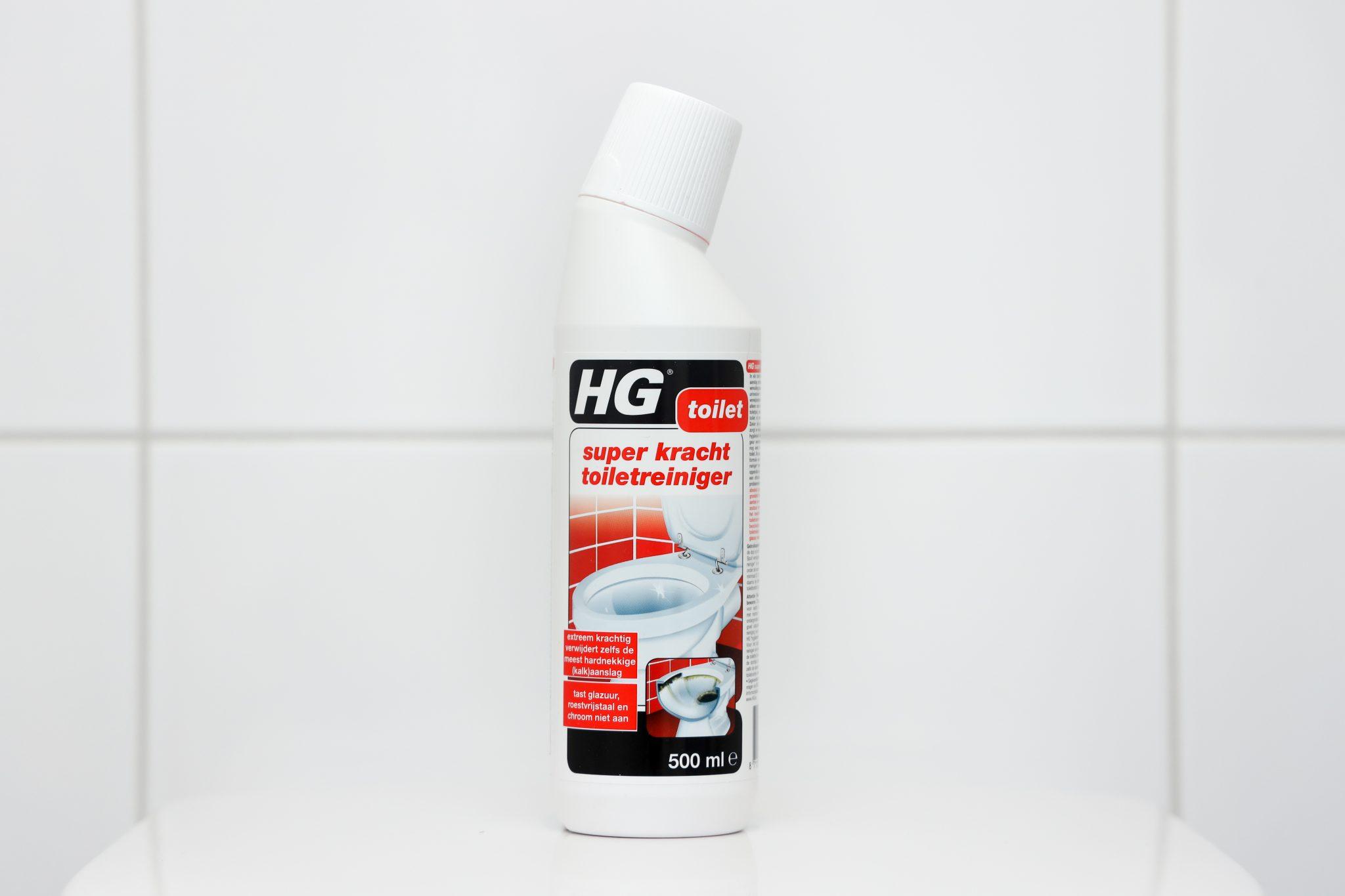HG superkracht toiletreiniger