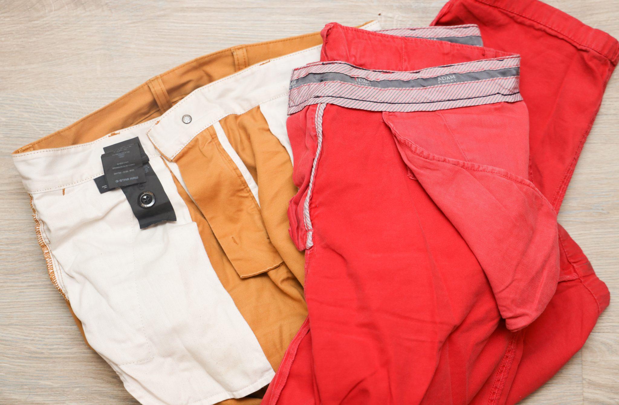 kleding binnenstebuiten keren