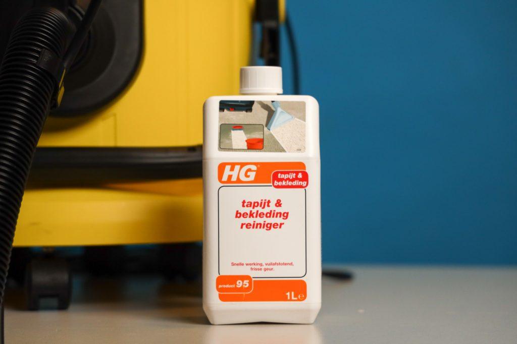 HG tapijtreiniger