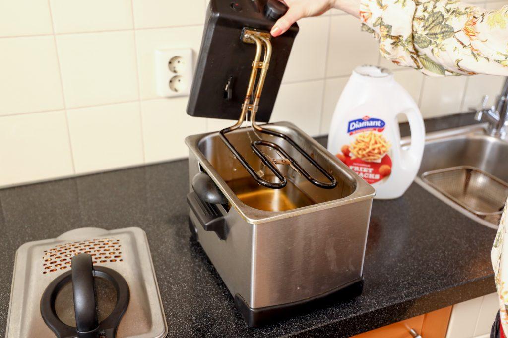 warmte-element friteuse